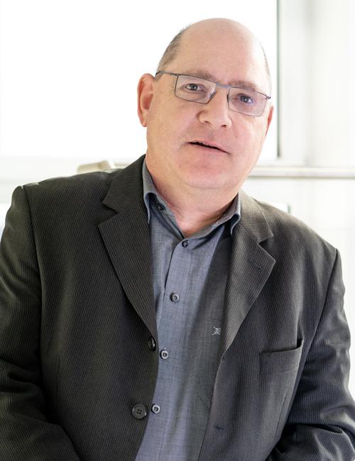 Diplom-Ökonom Volker Kneer