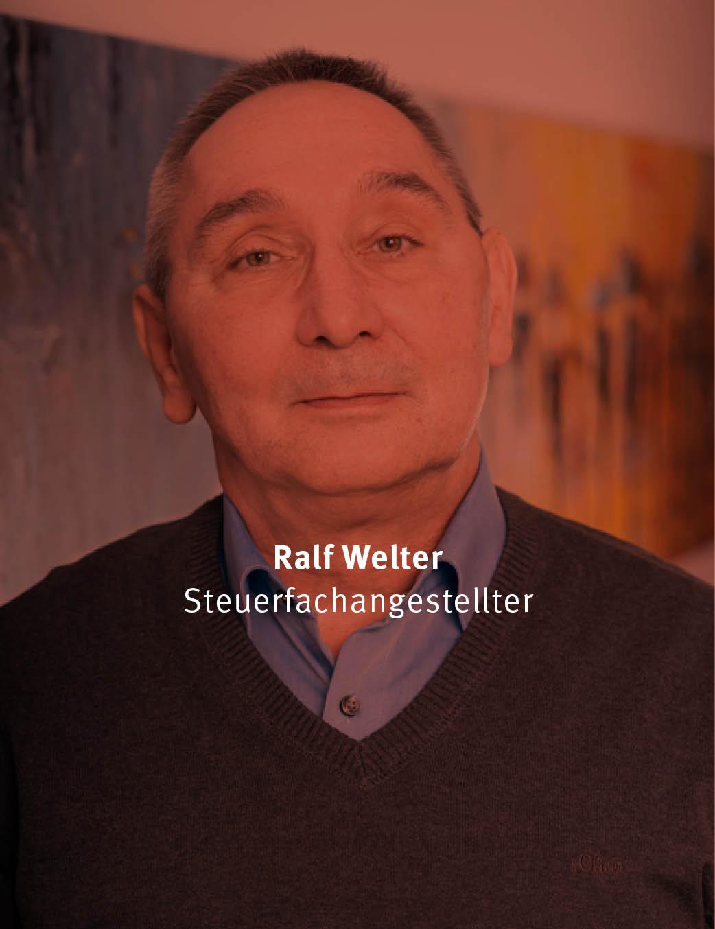 Ralf Welter Steuerfachangestellter Steuerberater Langenau Klaiber, Lotspeich, Kneer, Anhorn, Stiele, Partnerschaft mbB, Steuer, Langenau
