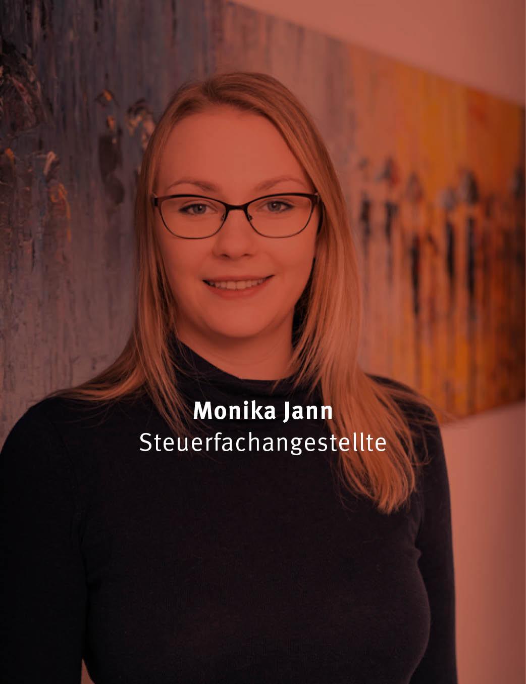 Monika Jann Steuerfachangestellte Steuerberater Langenau Klaiber, Lotspeich, Kneer, Anhorn, Stiele, Partnerschaft mbB, Steuer, Langenau