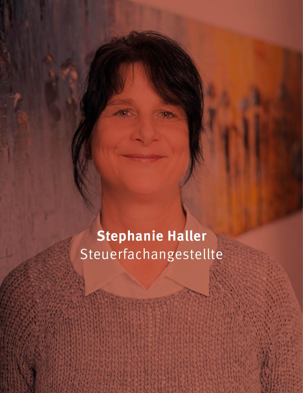 Stephanie Haller Steuerfachangestellte Steuerberater Langenau Klaiber, Lotspeich, Kneer, Anhorn, Stiele, Partnerschaft mbB, Steuer, Langenau